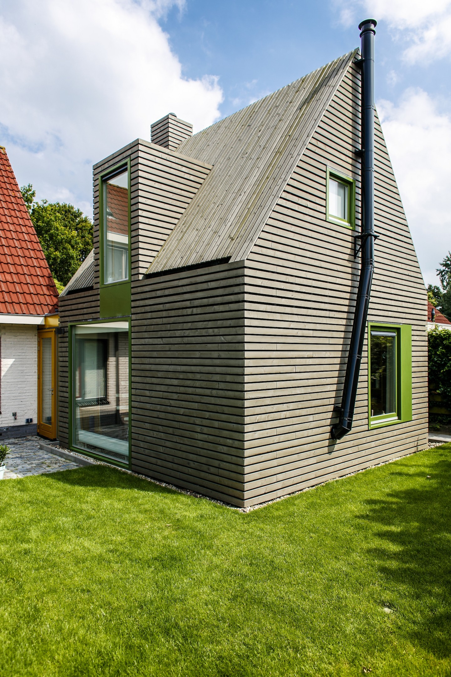 Tiny house - TWA Architecten
