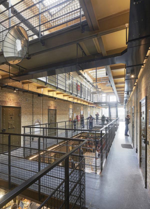 Blokhuispoort TWA Architecten Fotograaf: Gerard van Beek
