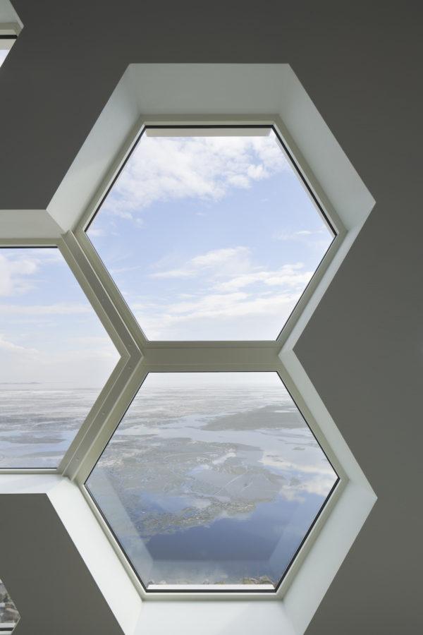 Afsluitdijk Wadden Center TWA Architecten Fotograaf Gerard van Beek