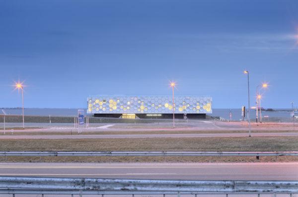 Afsluitdijk Waddencenter TWA Architecten Fotograaf Gerard van Beek