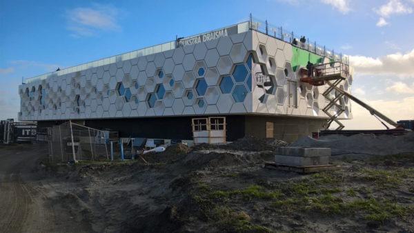 Afsluitdijk Wadden Center Kornwerderzand