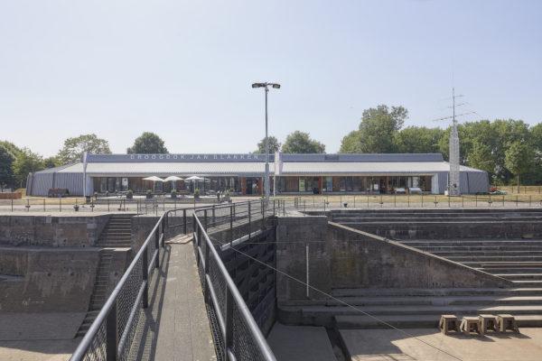 Droogdok Jan Blanken Hellevoetsluis TWA Architecten Fotograaf: Gerard van Beek