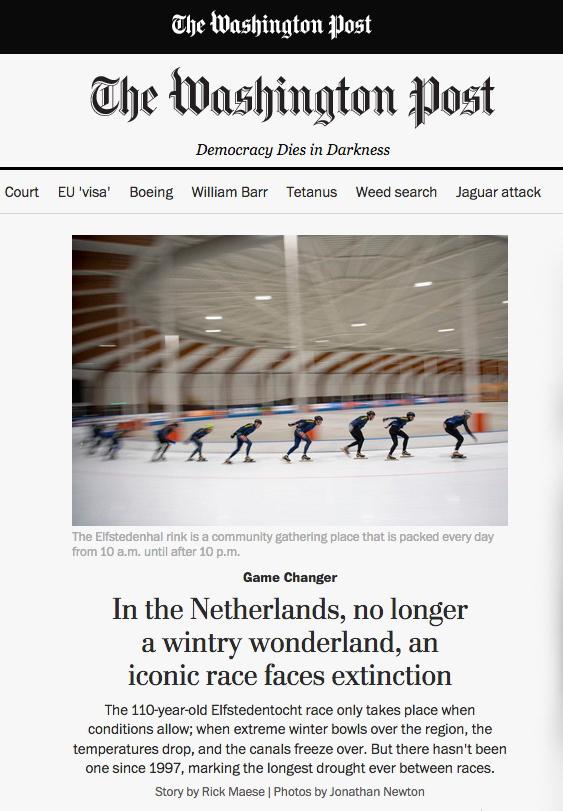 SEL Washington Post GEAR Architecten