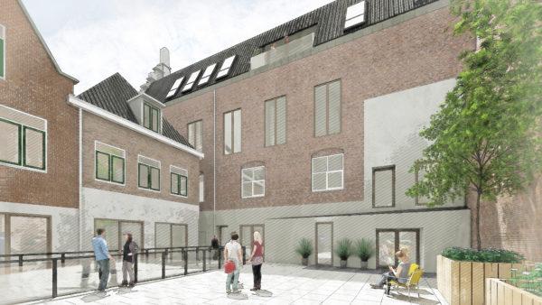 Appartementen voormalig Fries Museum TWA Architecten