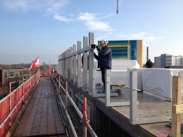 Zuidvliet Leeuwarden TWA Architecten